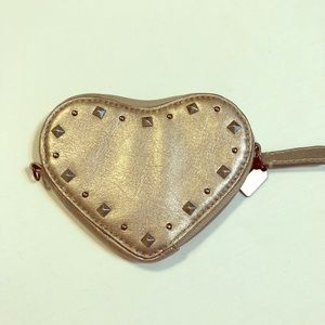 Coach Heart coin purse